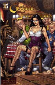 Grimm Fairy Tales #15 comic book
